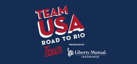 Road to Rio Tour Logo Image