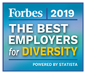 Forbes Best Employers for Diversity 2019
