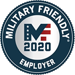 Military Friendly Employer Badge