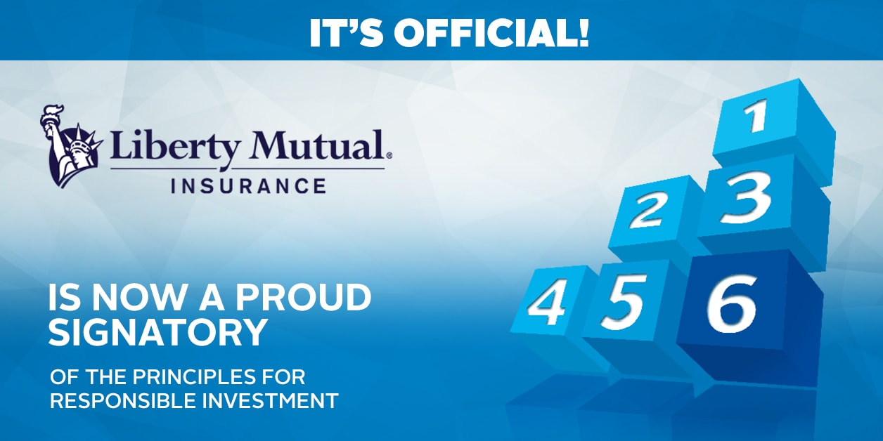 Liberty Mutual Insurance Joins the UN-Supported Principles ...