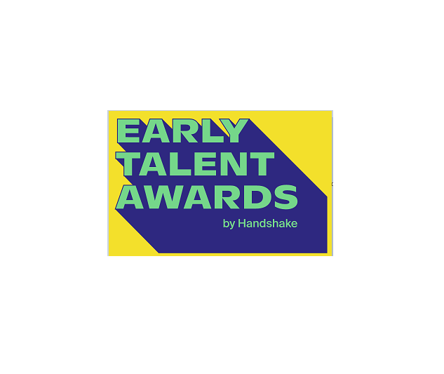 Early Talent Awards by Handshake - text only logo