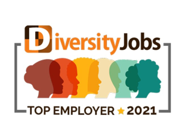 Diversity Jobs.com badge